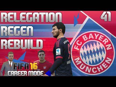 FIFA 16 Bayern Munich Career Mode - RRR - E41