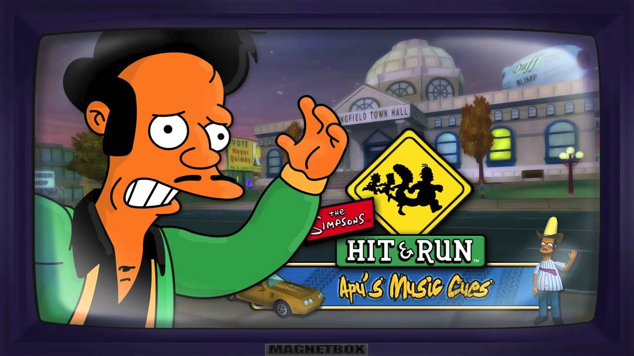 The Simpsons Hit Amp Run Soundtrack Apus Music Cues YouTube