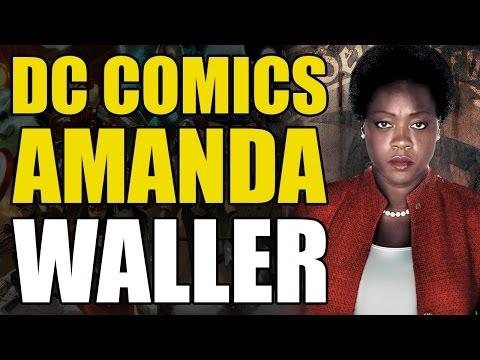 DC Comics: New 52 Amanda Waller Explained