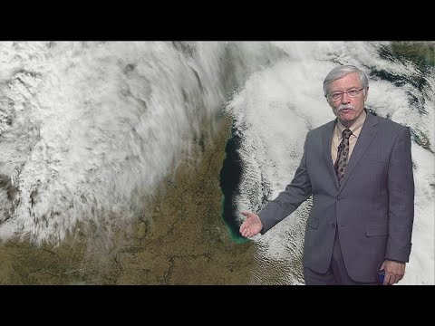 Storm Team 8 forecast: 11 p.m. 112217