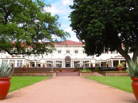 5-star Victoria Falls Hotel in Zimbabwe - Luxury Hotels in Africa