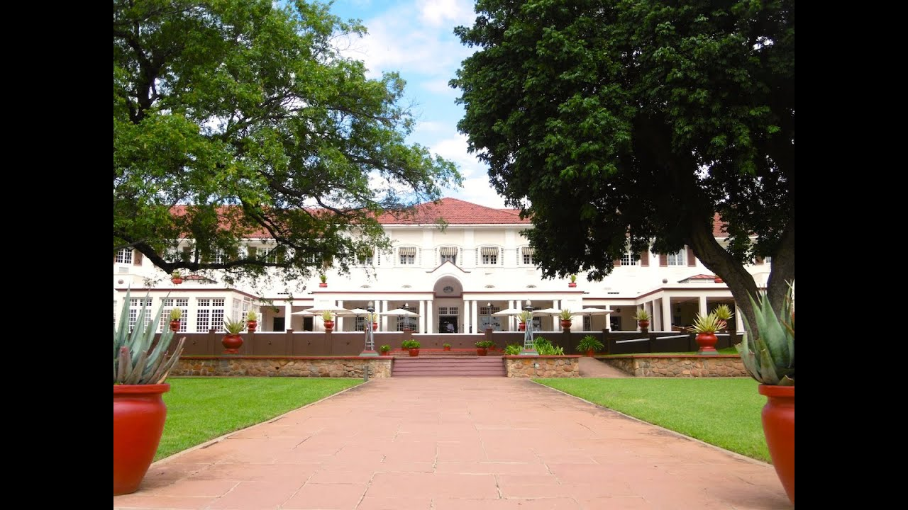 Rooms: 5-star Victoria Falls Hotel In Zimbabwe