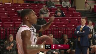 Wofford vs VMI (Feb 5 2020)