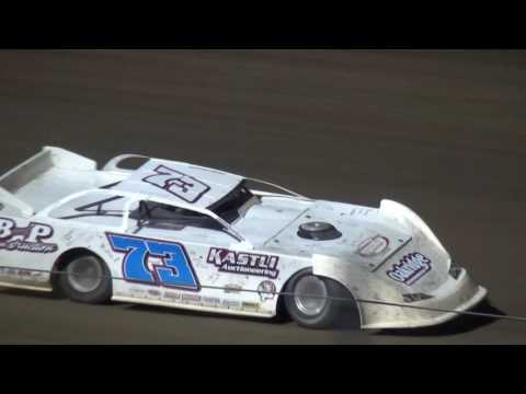 IMCA Late Model feature Independence Motor Speedway 7/30/16