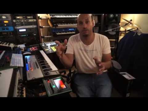 AIRA Artist Interview - Dennis Ferrer on SYSTEM-1