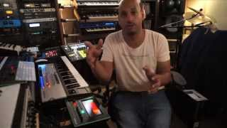 AIRA Artist Interview - Dennis Ferrer on SYSTEM-1