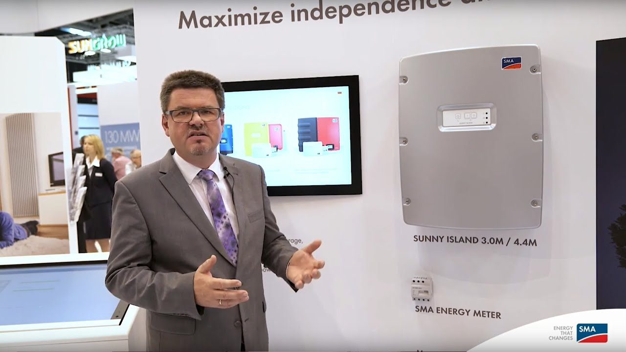 Mercedes benz energy storage with sma flexible storage for Mercedes benz energy storage system