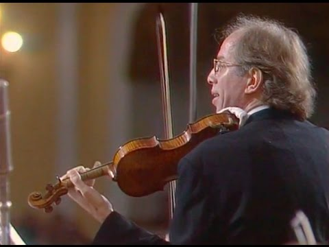 Gidon Kremer plays George Rochberg Caprice Variations - video 1992