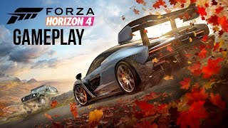 Forza Horizon 4 Exclusive Gameplay (No Commentary)
