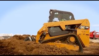 Cat® 226D/232D Skid Steer Loaders & 239D/249D Compact Track Loaders