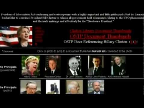 UFO Petition II (Rockefeller Initiative) submitted to Shadow White House - 23rd February 2012