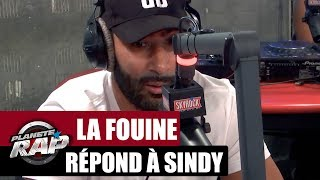 Download Video La Fouine répond à Sindy de la Team BS #PlanèteRap MP3 3GP MP4