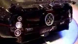 Pigani Zonda F 2005 Videos
