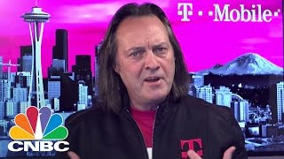 T-Mobile CEO John Legere: Millennial Skew   Mad Money   CNBC