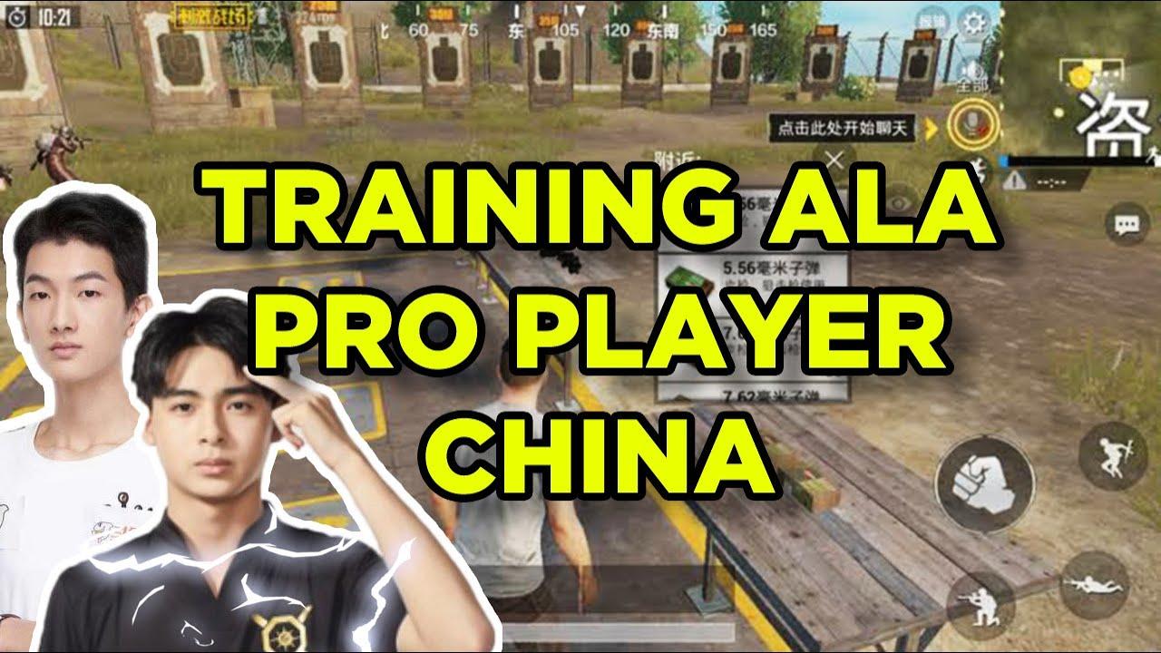 Cara Training Agar Meningkatkan Skill Ala Pro Player Pubg Mobile Indonesia Youtube