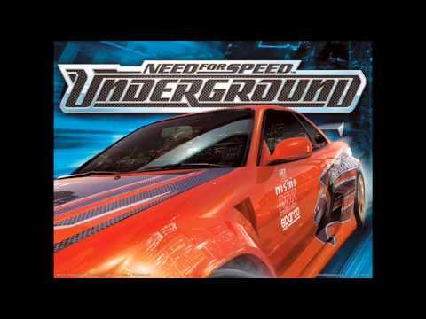 Need For Speed Underground 1 Soundtrack: BT  Kimosabe