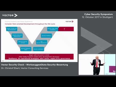 Vector Security Check – Werkzeuggestützte Security-Bewertung