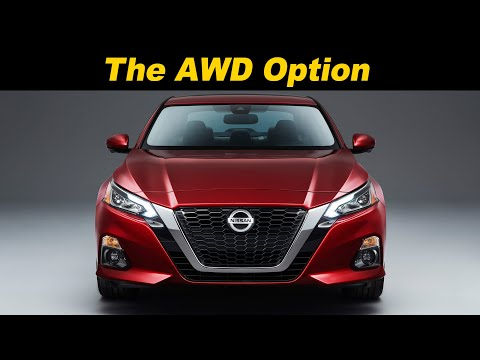 2020 Nissan Altima AWD | Cure For The Common Crossover?