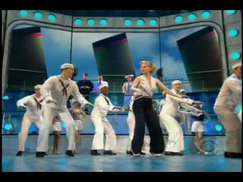 Anything Goes performance on the 2011 Tony Awards