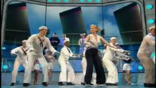 Anything Goes performance on the 2011 Tony Awards