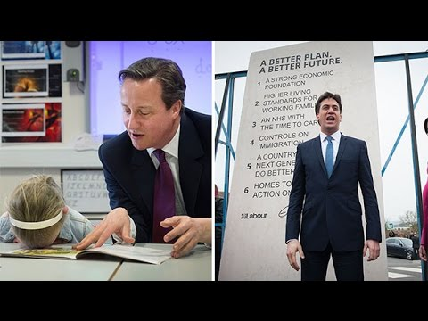 Best bits of the 2015 General Election campaign