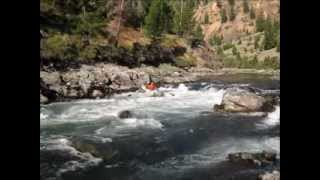 Middle Fork Salmon River 2013