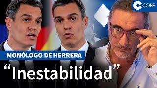 """Herrera: """"Sánchez prefiere a cualquier basura antes que a la oposición"""""""
