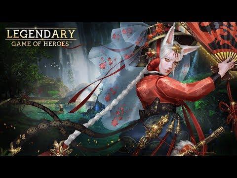 레전더리: 게임 오브 히어로즈