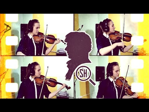 "♫♪| SHERLOCK ""Who you really are"" 
