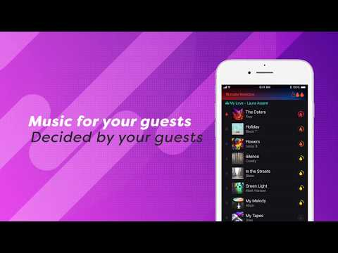mubo - The social jukebox app for your next party or event.