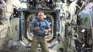 International Space Station Commander Fields Questions From CNN