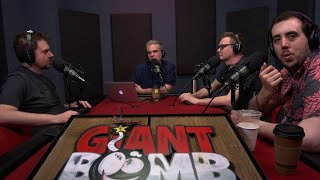 Giant Bombcast 538: Dashing Carburetor of the Owl