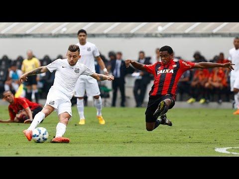 Santos 2 x 2 Sport | MELHORES MOMENTOS | Brasileirão (31/05/15)