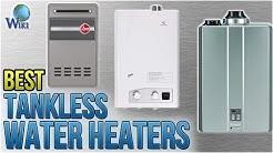 10 Best Tankless Water Heaters 2018