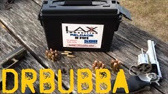 LAX Ammo  Unboxing & Shooting Review