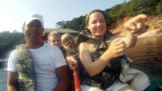 Манаус-сердце Амазонки!!!(Незабываемое путешествие в Бразильскую Амазонку. Манаус-столица Амазонии, река Амазонка, слияние двух..., 2016-06-20T17:45:11.000Z)