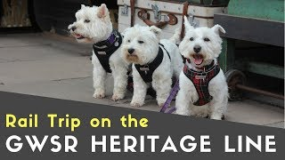Rail Trip On The Gloucestershire Warwickshire Steam Railway | Meet Up Tour Pt4