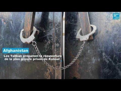 Download Afghanistan : les Taliban préparent la réouverture de la plus grande prison de Kaboul