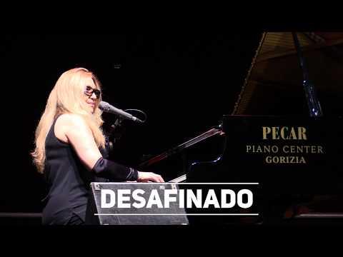Eliane Elias - Desafinado  - Live in Trieste - Italy