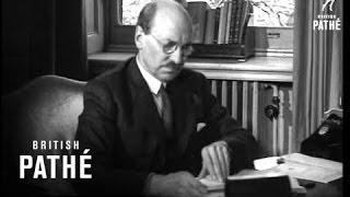 Churchill, Roosevelt, Yalta + Attlee (1945)