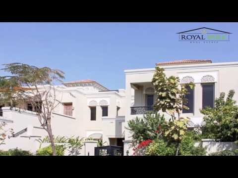 Al BARARI, Villa Type-A, 6BR, Private Swimming Pool and Garden
