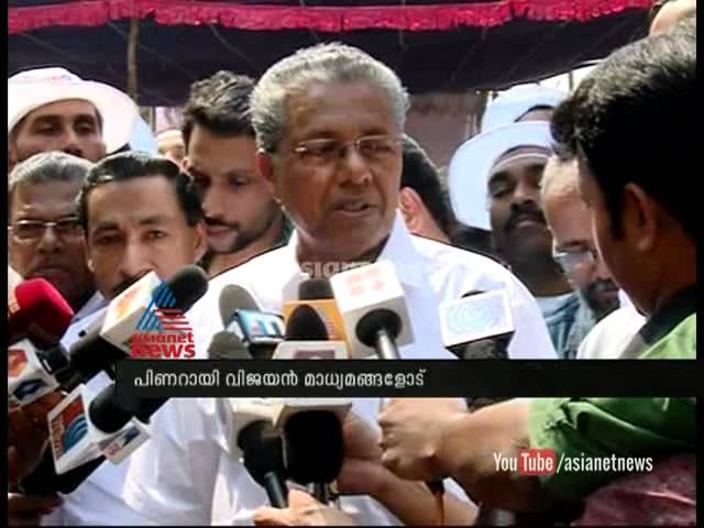 Pinarayi alleges compromise in bar scam case