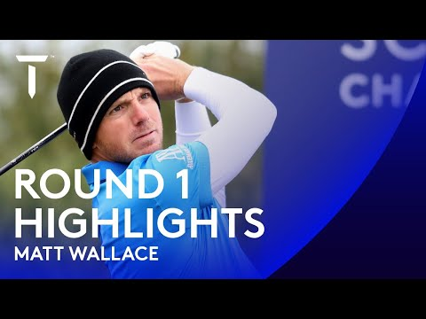 Wallace opens with bogey free 65 in Scotland | 2020 Scottish Championship presented by AXA
