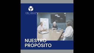 Nuestro Propósito / CRL Legal