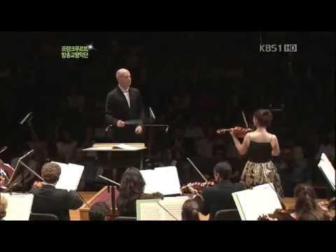 Mendelssohn - Violin Concerto E Minor OP 64  Hilary Hahn