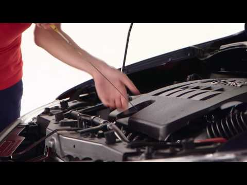 How To Check And Top-Up Engine Oil
