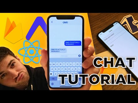 How To Build A Chat App With React Native And Firebase