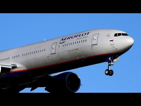 Plane Spotting at  Moscow Sheremetyevo | 11.06.2015