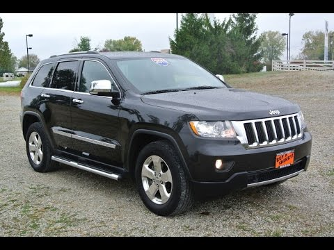 2011 Jeep Grand Cherokee For Sale >> 2011 Jeep Grand Cherokee Limited For Sale Dayton Troy Piqua Sidney Ohio Cp13782at