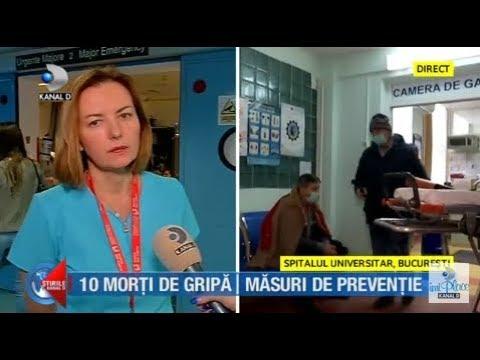 Stirile Kanal D (16.01.2019) - Virusul gripal, de neoprit! Editie COMPLETA